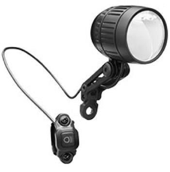 geneve phare avant Lumotec IQ XM Serie pour VeLO eLECTRIQUE