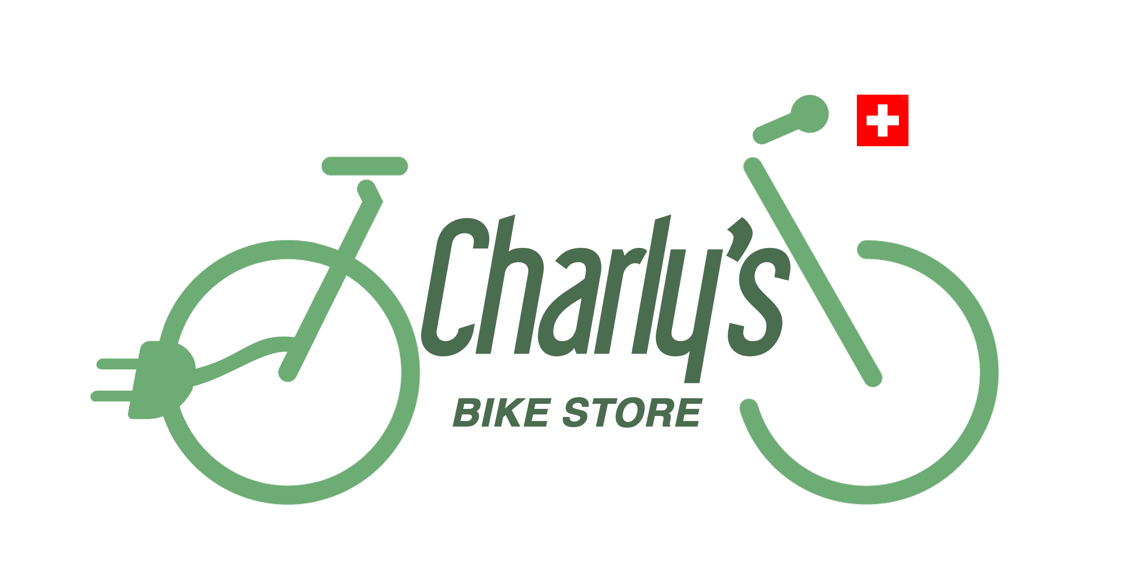 Logo de Charly's Bike Store