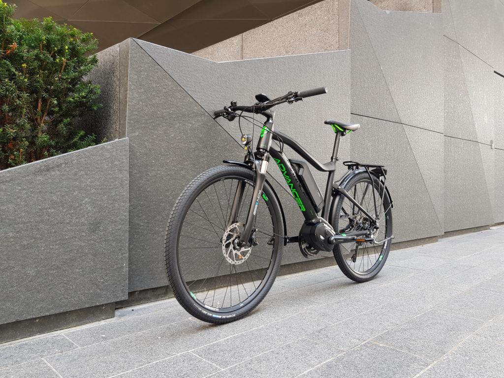 Vélo électronique Advancer